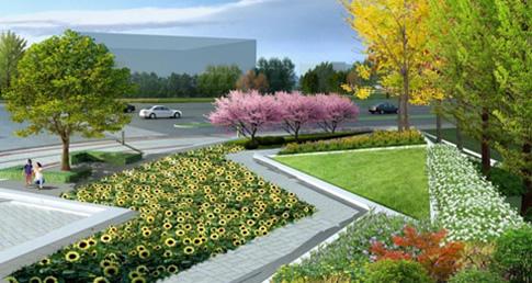 武汉园林景观工程设计