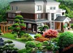 别墅绿化案例展示